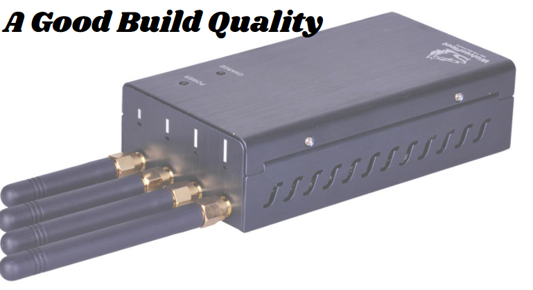 A Good Build Quality